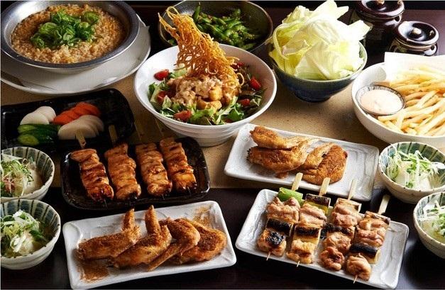とりいちず酒場 渋谷店の食べ飲み放題コース